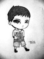 Mikey Way chibi by KariseSohma