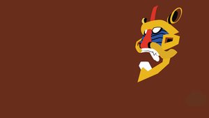 Spark Mandrill by Oldhat104