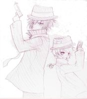 AoH : Mafioso Brothers by Shumijin