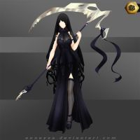[Closed]Adoptable Outfit (Gothic) by Anneysa