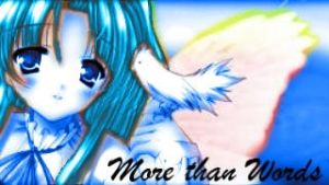 More than Words by xXSuperPopXx