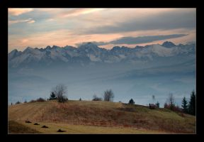 Tatry Mountains by KarolP