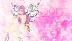 Flora Fairy Couture Wallpaper by Pumpkin-Pai