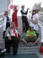 Ace Attorney GroupShot by KyuutaOotaki
