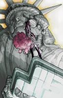 NYC MECH 4_cover by EricCanete