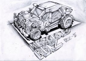 MB buggy RZ-5 by Loone-Wolf