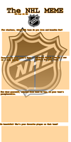 The NHL MEME -blank- by jellyso