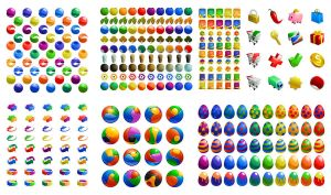 vector design elements by scorpy-roy