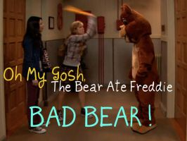 iCarly: Bad Bear by MidnightTwin