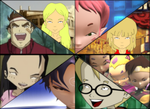 Lyoko-warriors together by idris2000