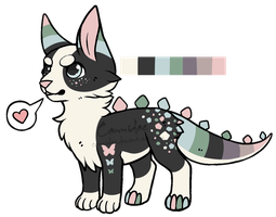 :RP: Stegocat Custom by Cannidae