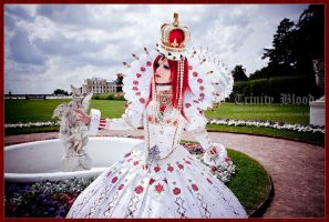 Trinity Blood: Queen in light by Astarohime