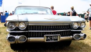 classic car line up caddy by Sceptre63