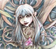 Dark Crystal by keiran121