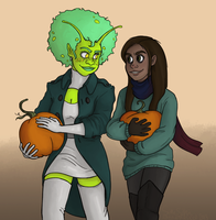 Pumpkins by ahtnamaseed