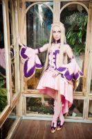 Trinity Blood. Mirka by MarionetteTheatre