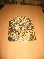 Choco Chip Cake by AbstractWater