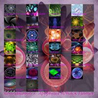 RR3 Apophysis 3D Flamepack by Fractal-Resources