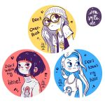 Dont Sticker Set by Iraville