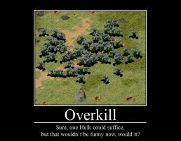 Overkill by ChapterAquila92