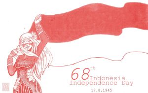 CR Event - 68th Indonesia Independence Day by AOBAN