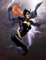 Batgirl by spidermanfan2099