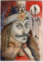 vlad the impaler by cowpatface