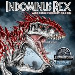 Indominusrex by wingzerox86