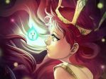Child of Light: Sir Firefly? by nururuateka