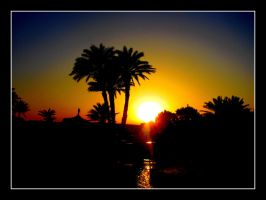Sunset in Africa by garbo009