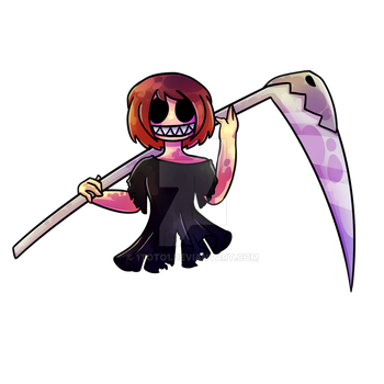 Reapertale - Chara by 1Toto1