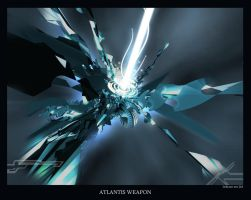 Atlantis weapon by Indicator