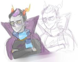 Eridan Ampora by AcidMohawk