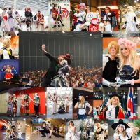 Otakuthon 2011: Mini-Collage 2 by Henrickson