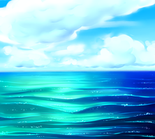 Seafoam Dreams by TheRiversEdge