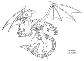 Ridley by Mortdres