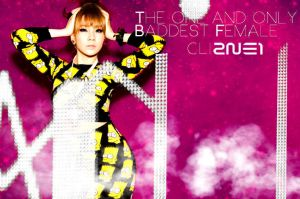 2NE1 CL Edit/Wallpaper/FaceBook Cover by Awesmatasticaly-Cool