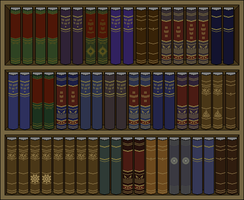 Myst Library-Restored by AMCAlmaron