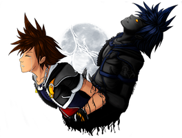 Sora : Breaking Point -Fin by xx-Rune-xx