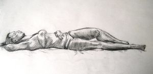 Figure Drawing 3 by MrsMcGinty