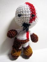 God of War: Kratos Doll by Nissie