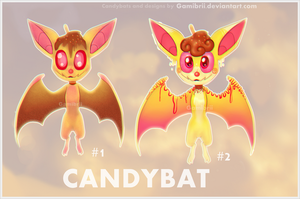 Candybat batch (closed) by Gamibrii