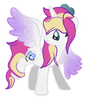 Cadance + Shining Armor = Princess Lock Heart. by NeonMare