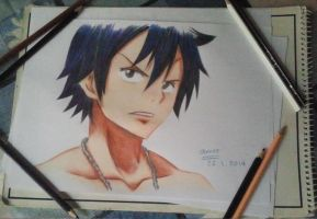 Gray Fullbuster by Amer97