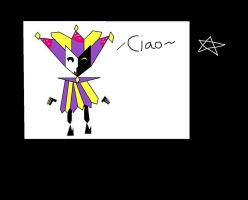 My first try at Dimentio by Arisa-Hasegawa916