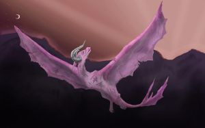 The dragon of Day by Aerophoinix