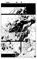 XMen 198 pg 7 by TimTownsend