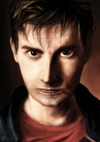 David Tennant reproduction by ROS-Fabrice