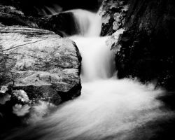 miniature rapids by henrikwiberg