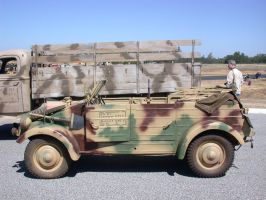 Stock World War II VW Thing 2 by Daturaemo